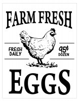 **Template Name:** Farm Fresh Eggs