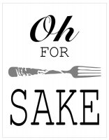 **Template Name:** Fork Sake